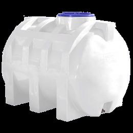 Горизонтальная емкость 1000 литров для воды