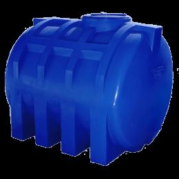 Емкость 3000 литров горизонтальная , двухслойная