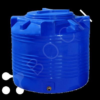 Купить пластиковую широкую емкость 200 литров