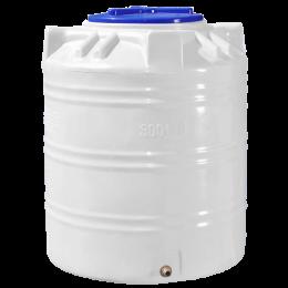 Емкость 300 литров вертикальная пищевая