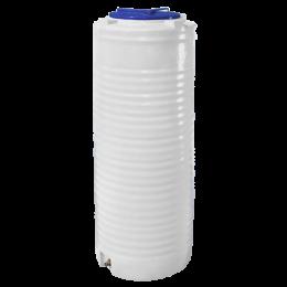 Емкость 300 литров вертикальная узкая