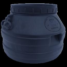 Пластиковый бидон 35 литров, не пищевой
