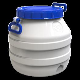 Бидон 35 литров пищевой