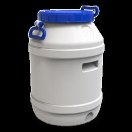 Пластиковый бидон 55 литров пищевой