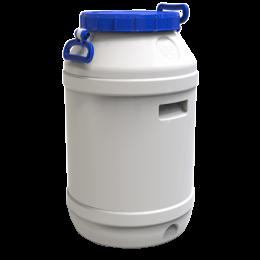 Бидон 65 литров пищевой